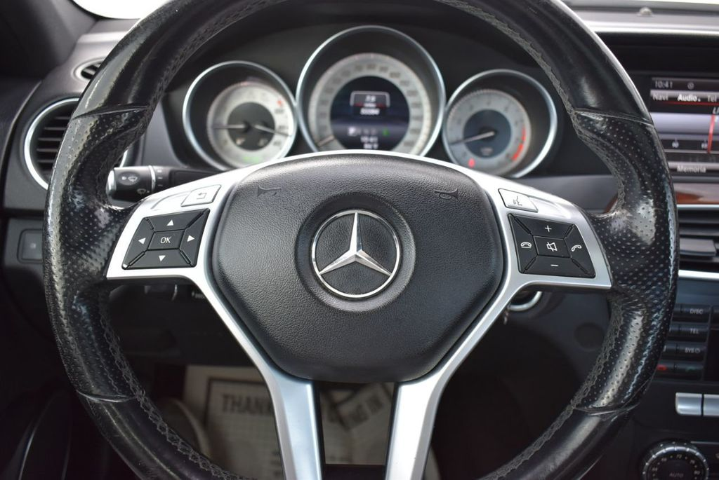 2014 Mercedes-Benz C-Class 4dr Sedan C 250 Sport RWD - 18637821 - 19