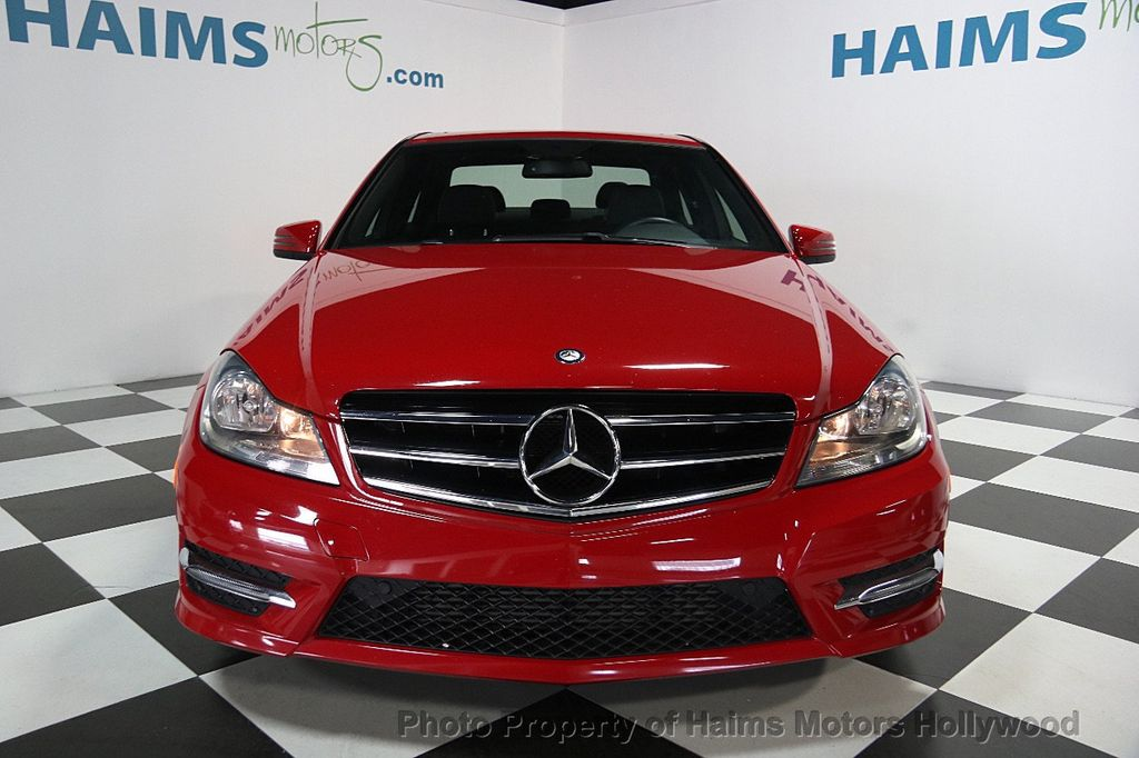 Mercedes Benz Of Ft Lauderdale >> 2014 Used Mercedes-Benz C-Class 4dr Sedan C 250 Sport RWD ...