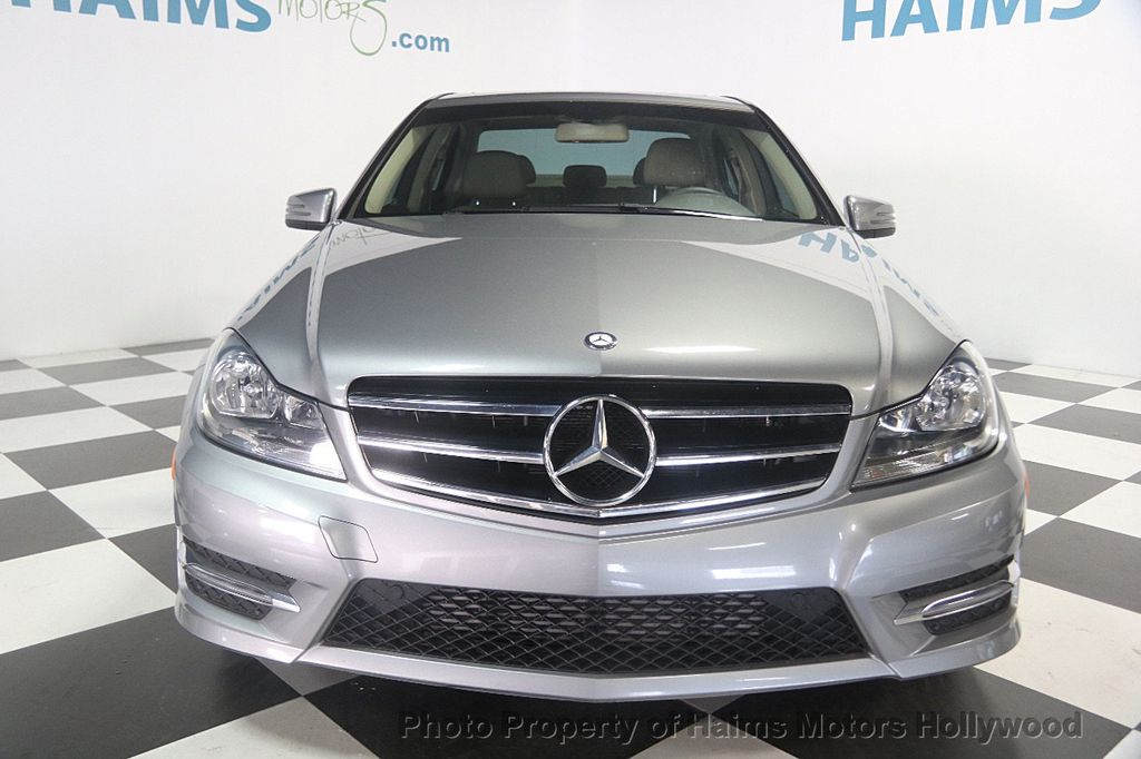 2014 used mercedes benz c class 4dr sedan c 250 sport rwd at haims motors serving fort - Mercedes c class coupe used ...