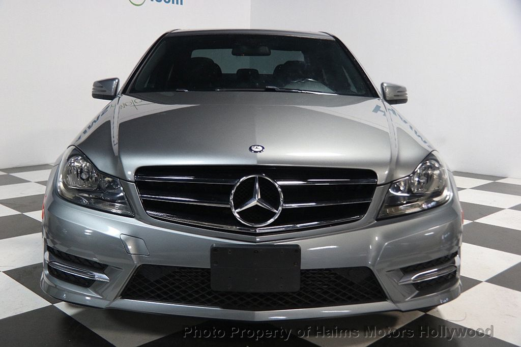 2014 used mercedes benz c class 4dr sedan c 250 sport rwd at haims motors ft lauderdale serving. Black Bedroom Furniture Sets. Home Design Ideas