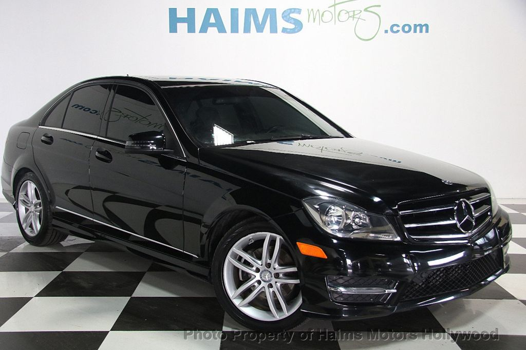 2014 used mercedes benz c class 4dr sedan c 250 sport rwd. Black Bedroom Furniture Sets. Home Design Ideas