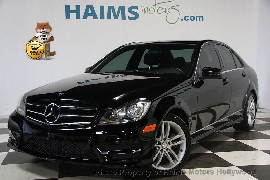 2014 Mercedes-Benz C-Class 4dr Sedan C 250 Sport RWD - 17065471 - 0