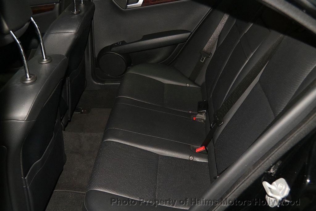 2014 Mercedes-Benz C-Class 4dr Sedan C 250 Sport RWD - 17065471 - 14