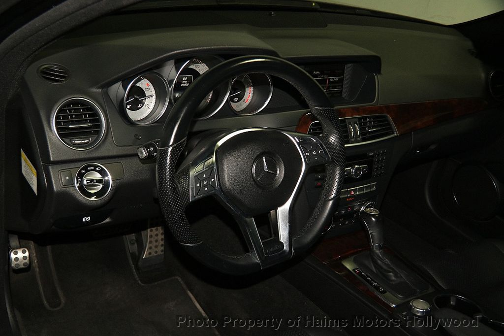 2014 Mercedes-Benz C-Class 4dr Sedan C 250 Sport RWD - 17065471 - 16