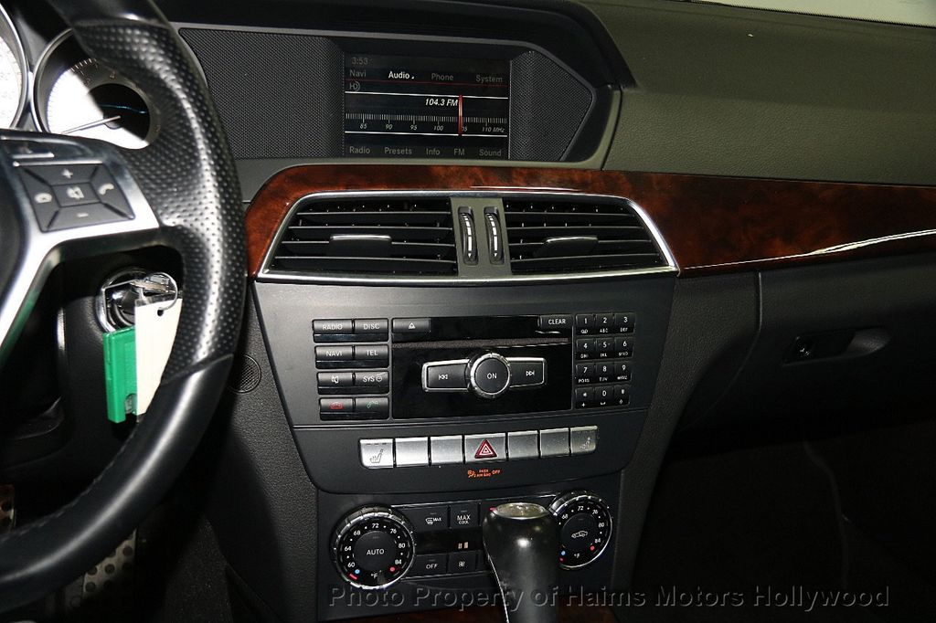 2014 Mercedes-Benz C-Class 4dr Sedan C 250 Sport RWD - 17065471 - 18