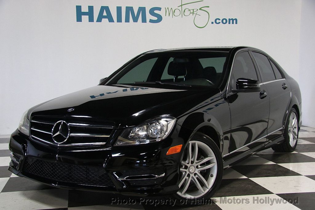 2014 Mercedes-Benz C-Class 4dr Sedan C 250 Sport RWD - 17065471 - 1