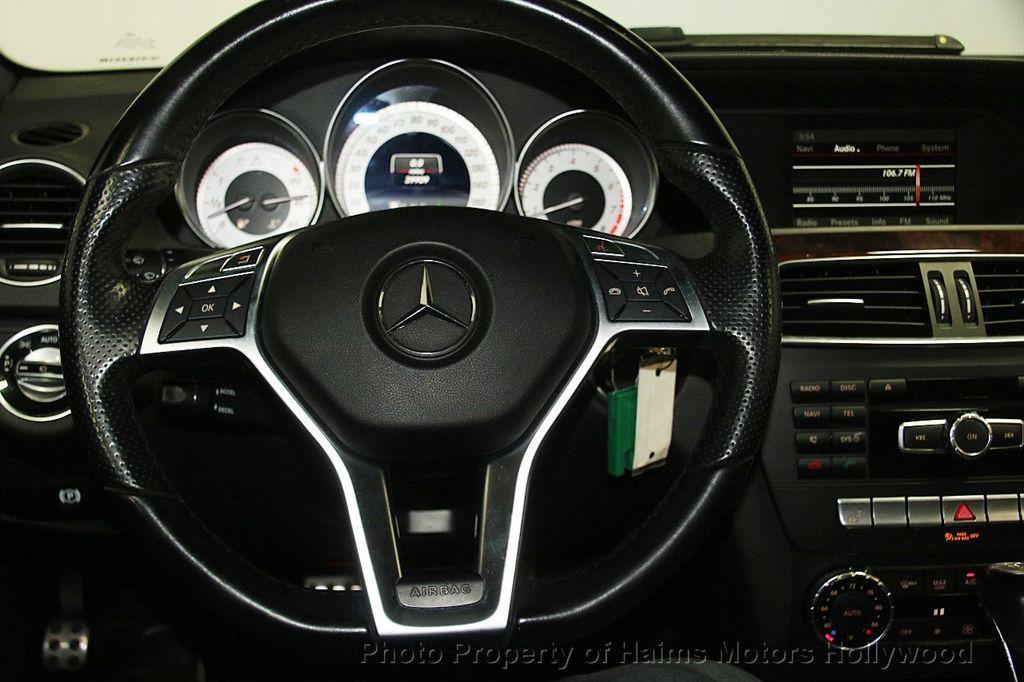 2014 Mercedes-Benz C-Class 4dr Sedan C 250 Sport RWD - 17065471 - 26