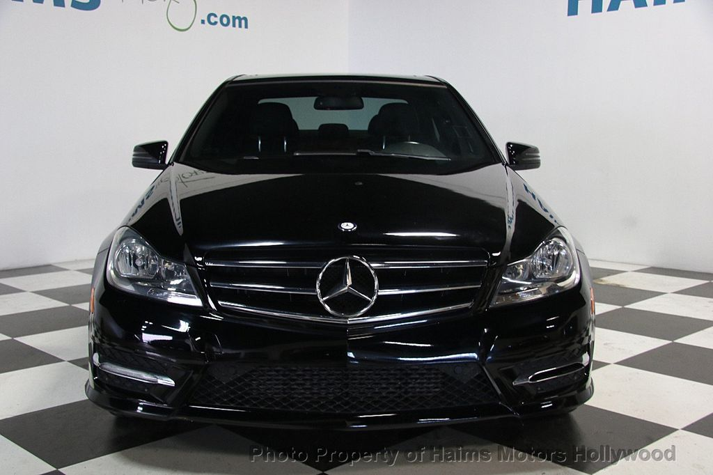 2014 Mercedes-Benz C-Class 4dr Sedan C 250 Sport RWD - 17065471 - 2