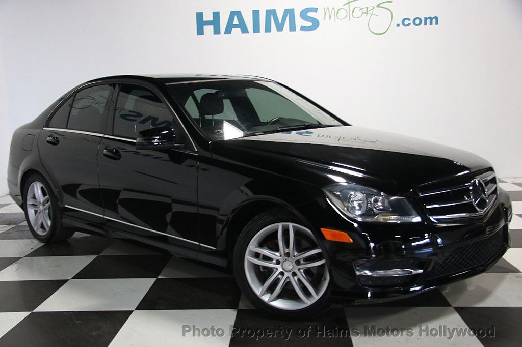 2014 Mercedes-Benz C-Class 4dr Sedan C 250 Sport RWD - 17065471 - 3