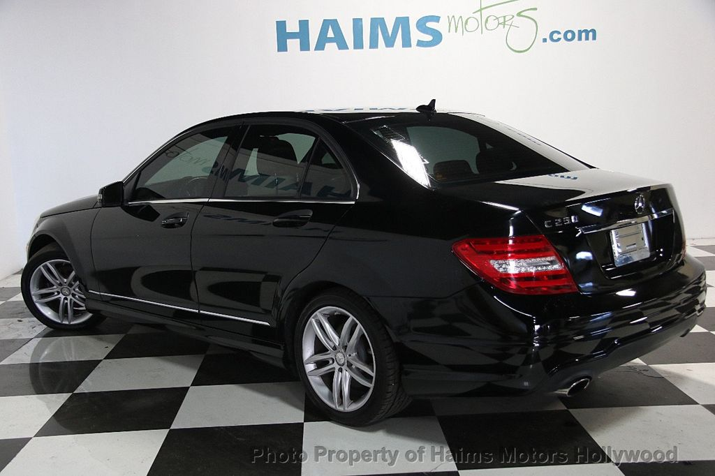 2014 Mercedes-Benz C-Class 4dr Sedan C 250 Sport RWD - 17065471 - 4