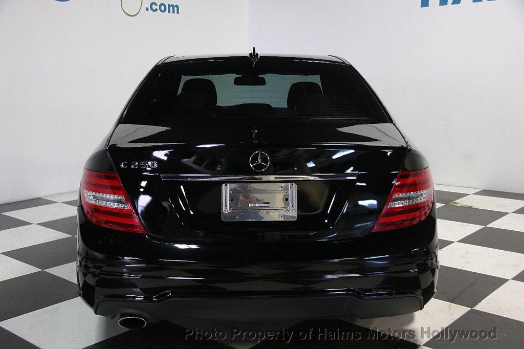 2014 Mercedes-Benz C-Class 4dr Sedan C 250 Sport RWD - 17065471 - 5