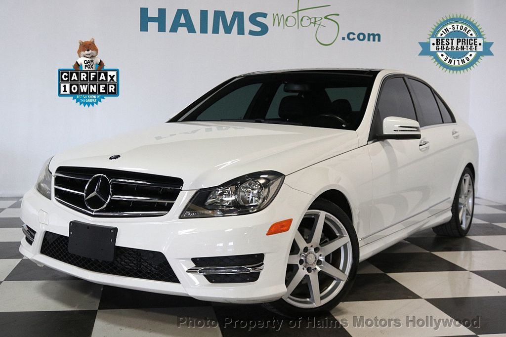 2014 Mercedes-Benz C-Class 4dr Sedan C 250 Sport RWD - 17441742 - 0