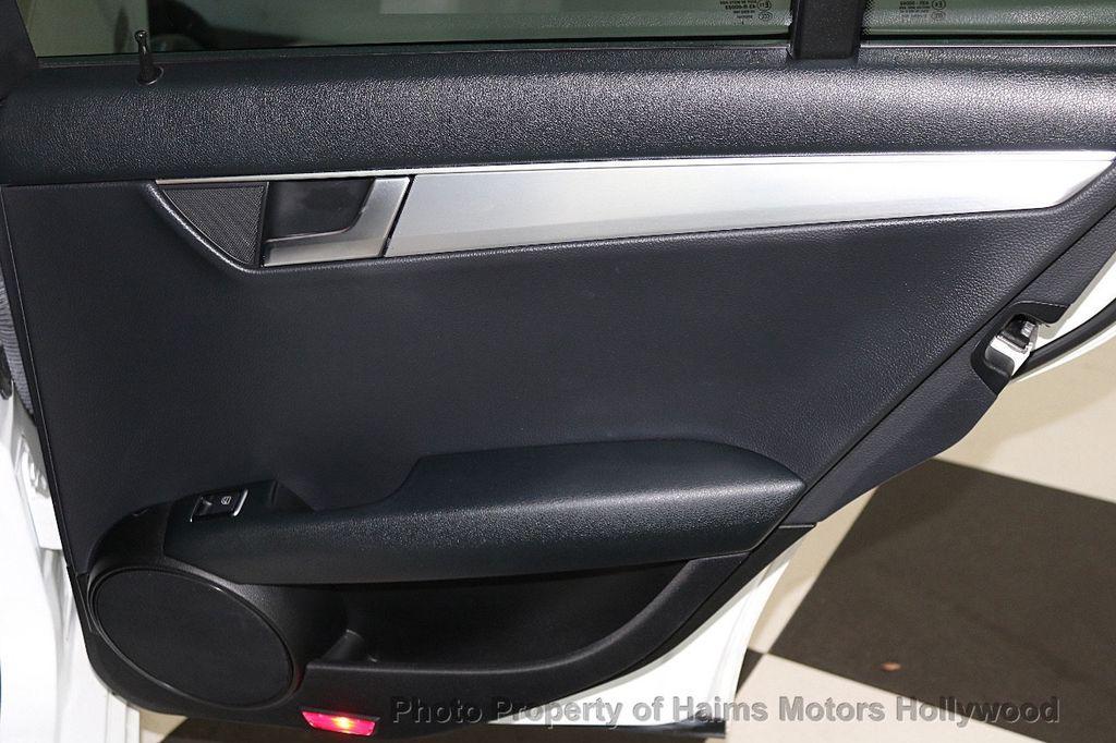 2014 Mercedes-Benz C-Class 4dr Sedan C 250 Sport RWD - 17441742 - 11