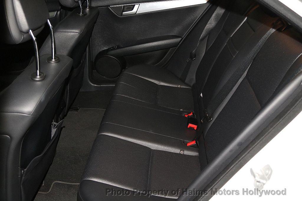 2014 Mercedes-Benz C-Class 4dr Sedan C 250 Sport RWD - 17441742 - 15