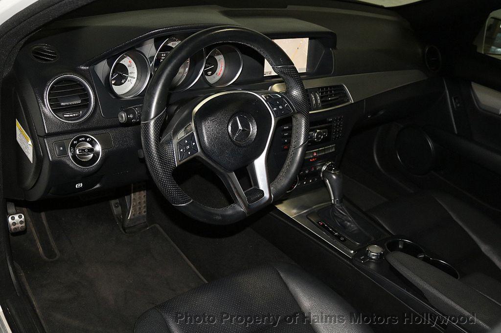 2014 Mercedes-Benz C-Class 4dr Sedan C 250 Sport RWD - 17441742 - 17