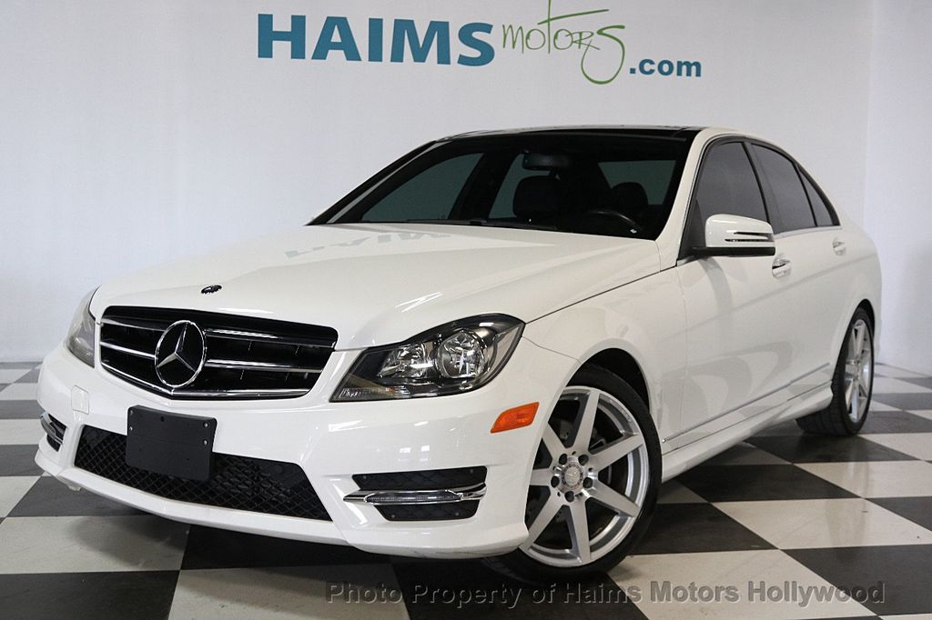 2014 Mercedes Benz C Class 4dr Sedan C 250 Sport RWD   17441742