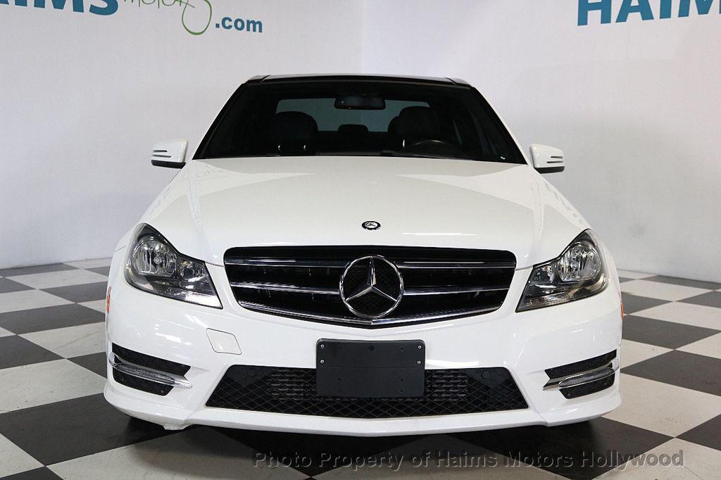 2014 Mercedes-Benz C-Class 4dr Sedan C 250 Sport RWD - 17441742 - 2