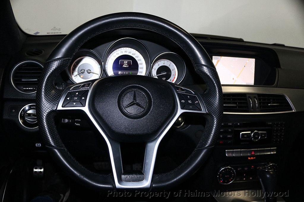 2014 Mercedes-Benz C-Class 4dr Sedan C 250 Sport RWD - 17441742 - 29