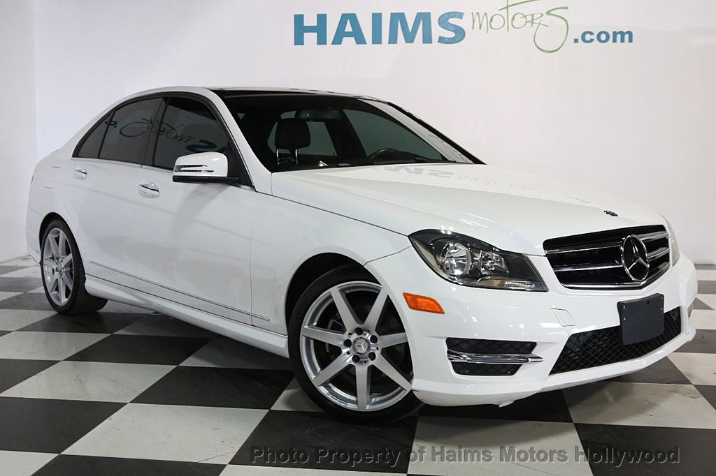 2014 Mercedes-Benz C-Class 4dr Sedan C 250 Sport RWD - 17441742 - 3