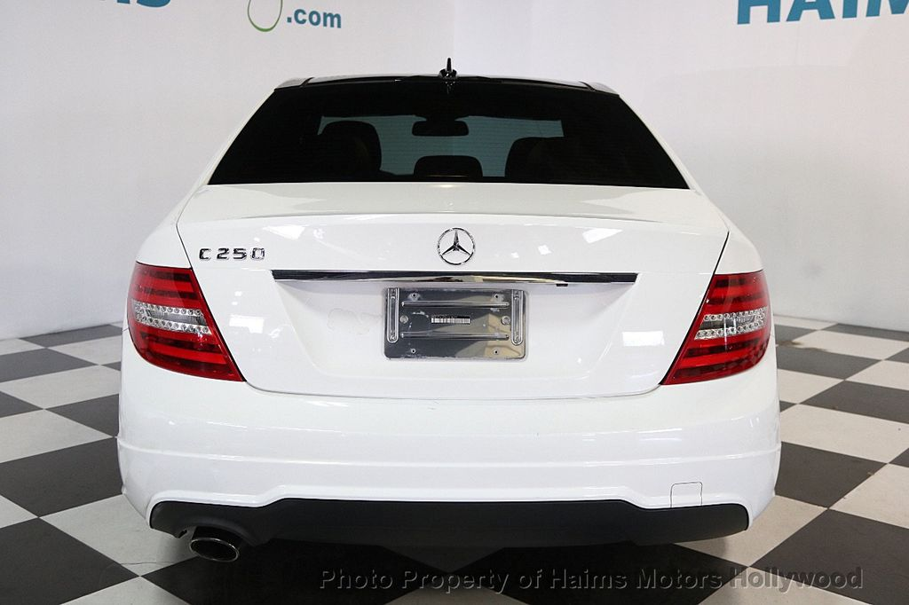 2014 Mercedes-Benz C-Class 4dr Sedan C 250 Sport RWD - 17441742 - 5