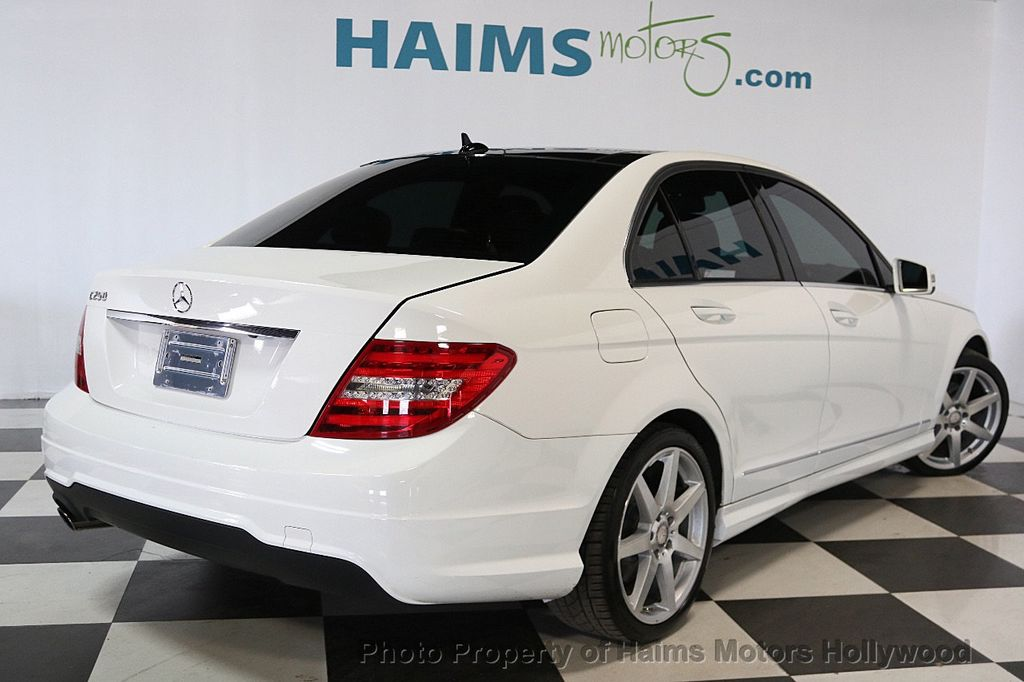 2014 Mercedes-Benz C-Class 4dr Sedan C 250 Sport RWD - 17441742 - 6