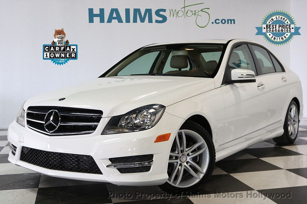 2014 Mercedes-Benz C-Class 4dr Sedan C 250 Sport RWD - 17501575 - 0