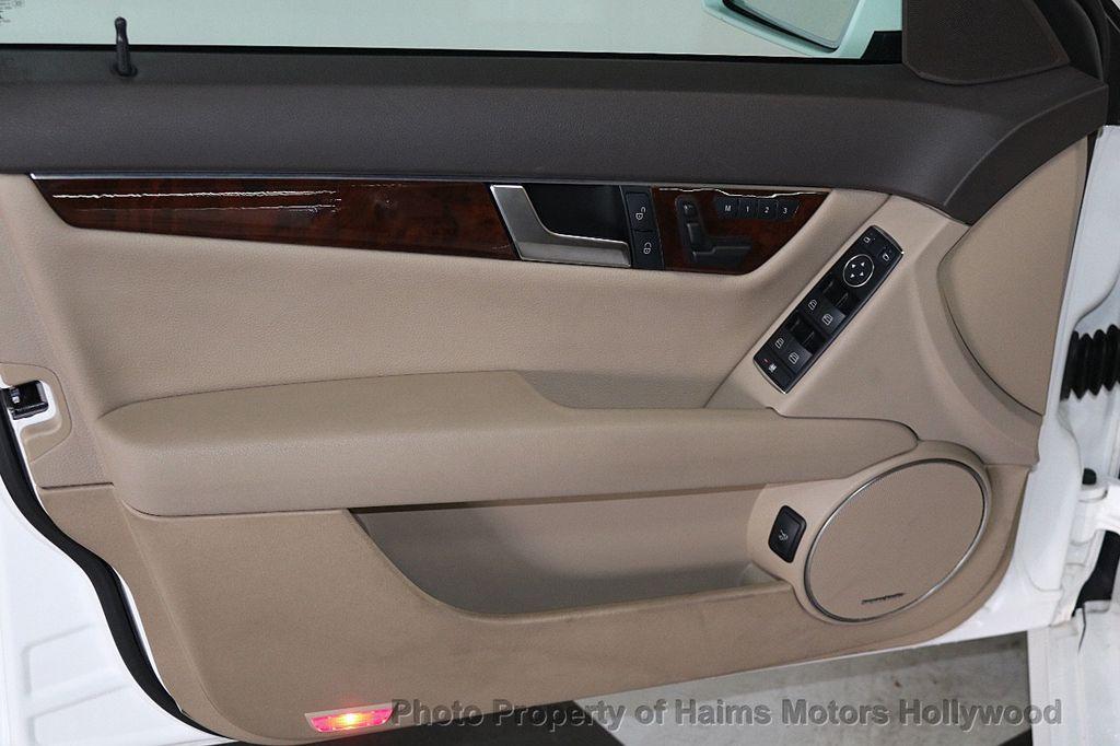 2014 Mercedes-Benz C-Class 4dr Sedan C 250 Sport RWD - 17501575 - 9