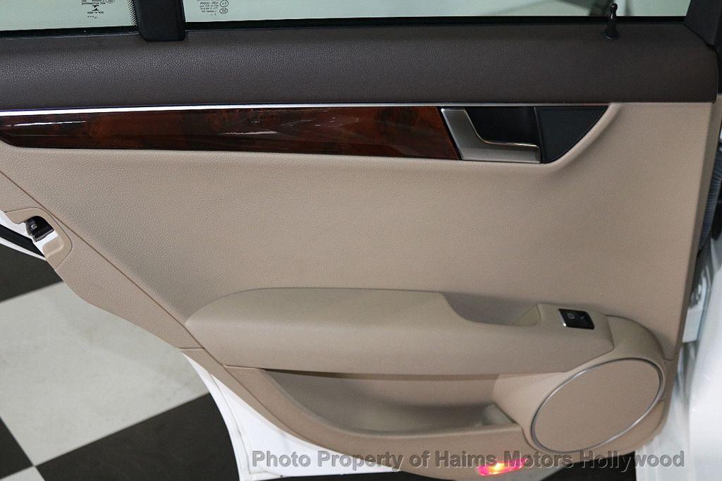 2014 Mercedes-Benz C-Class 4dr Sedan C 250 Sport RWD - 17501575 - 10