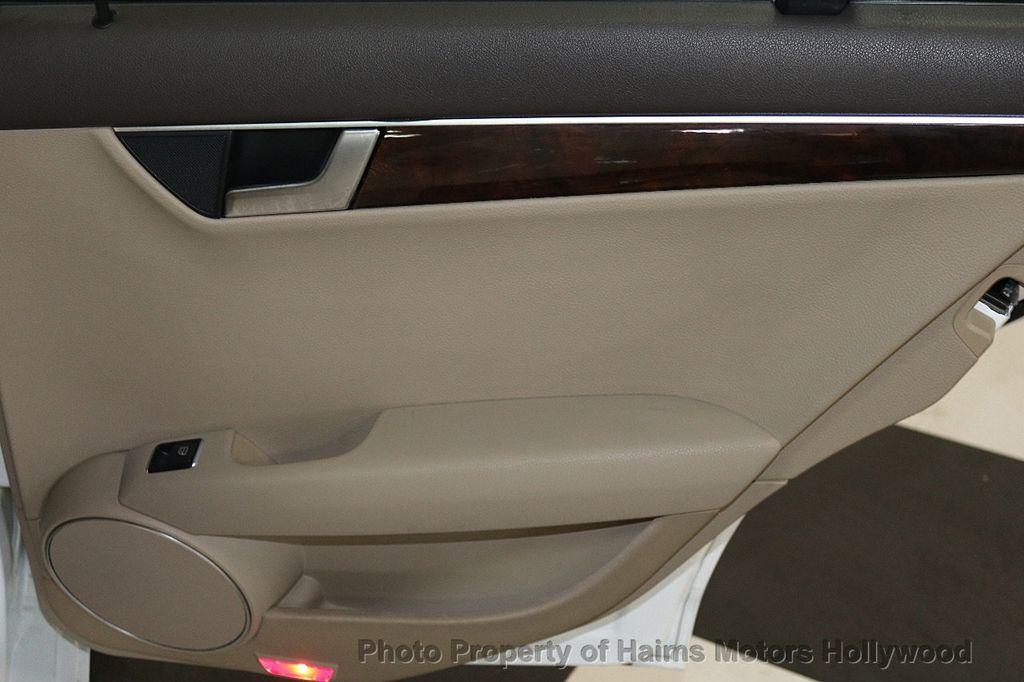 2014 Mercedes-Benz C-Class 4dr Sedan C 250 Sport RWD - 17501575 - 11