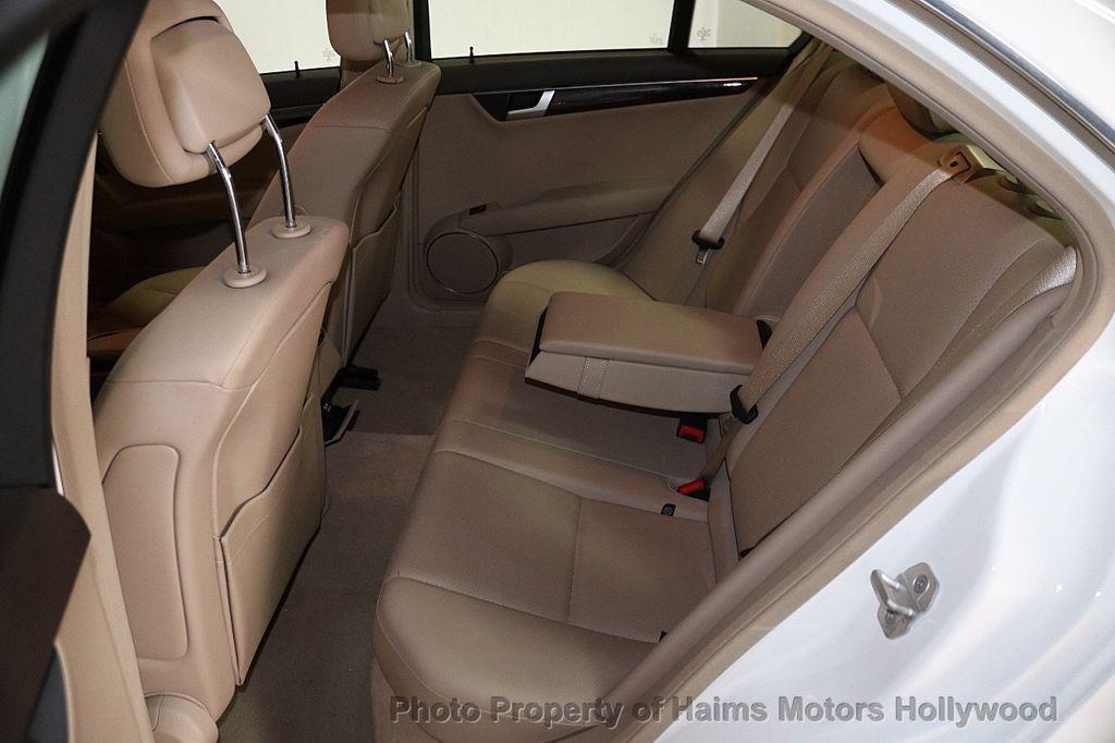 2014 Mercedes-Benz C-Class 4dr Sedan C 250 Sport RWD - 17501575 - 15