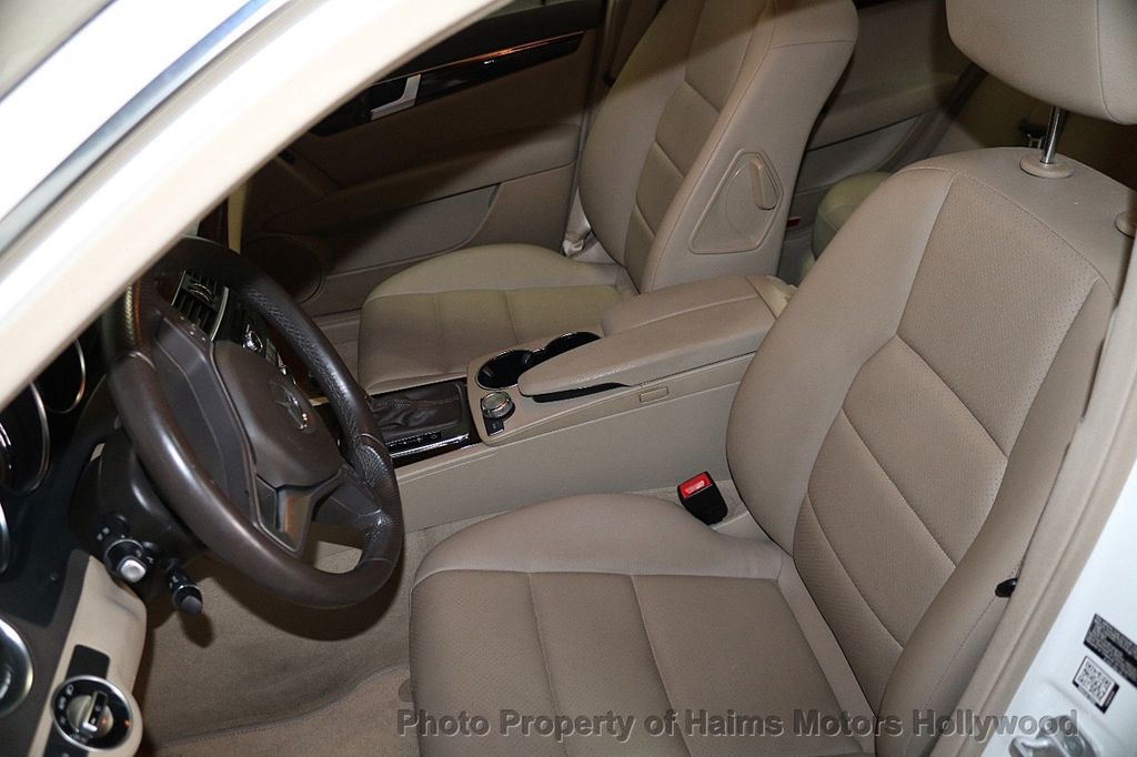 2014 Mercedes-Benz C-Class 4dr Sedan C 250 Sport RWD - 17501575 - 16