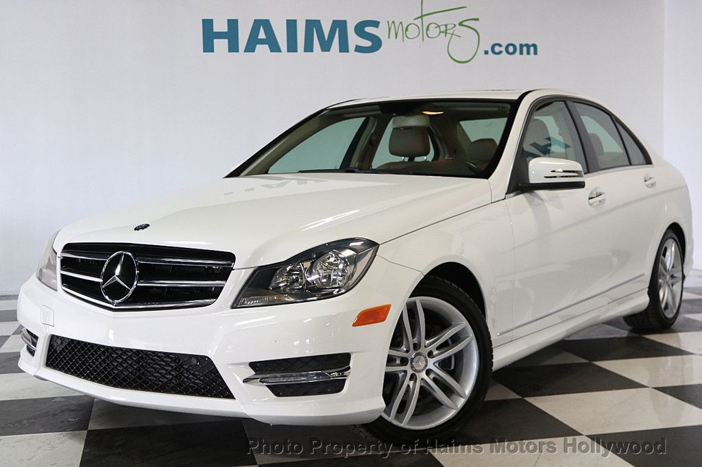 2014 Mercedes Benz C Class 4dr Sedan C 250 Sport RWD   17501575
