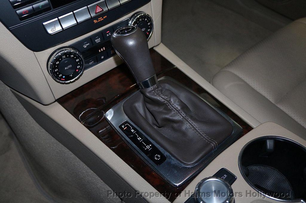 2014 Mercedes-Benz C-Class 4dr Sedan C 250 Sport RWD - 17501575 - 22