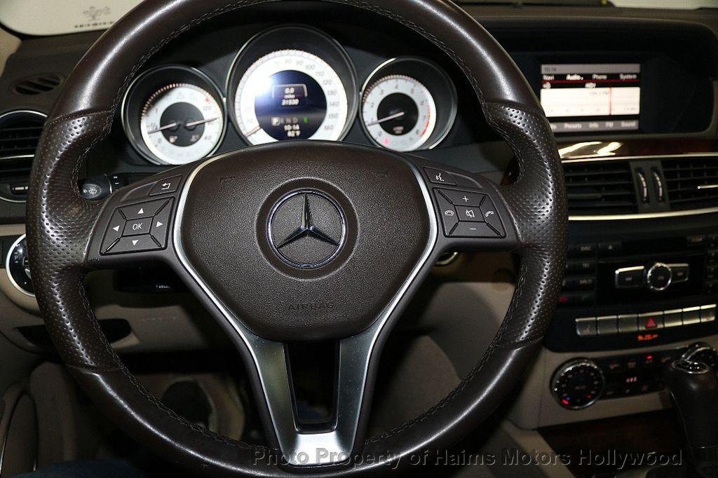 2014 Mercedes-Benz C-Class 4dr Sedan C 250 Sport RWD - 17501575 - 28
