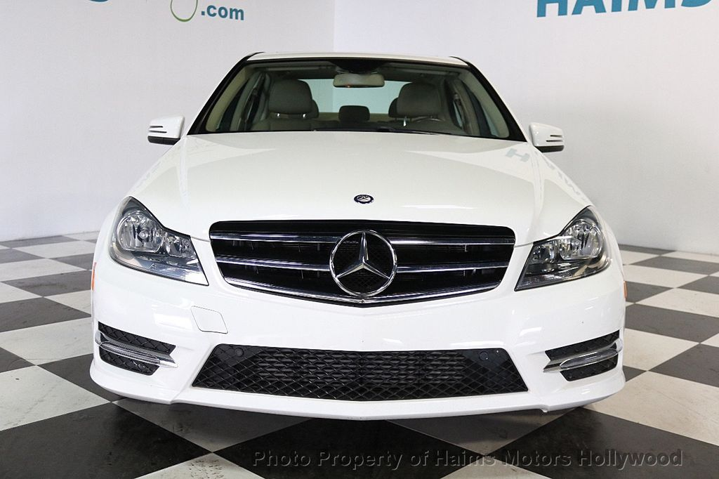 2014 Mercedes-Benz C-Class 4dr Sedan C 250 Sport RWD - 17501575 - 2