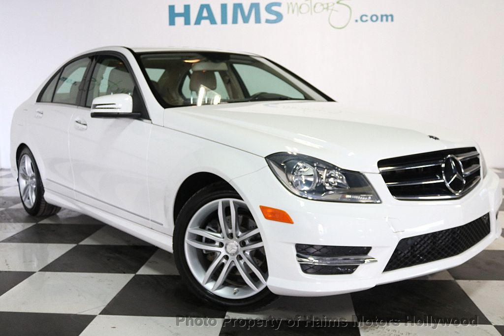 2014 Mercedes-Benz C-Class 4dr Sedan C 250 Sport RWD - 17501575 - 3