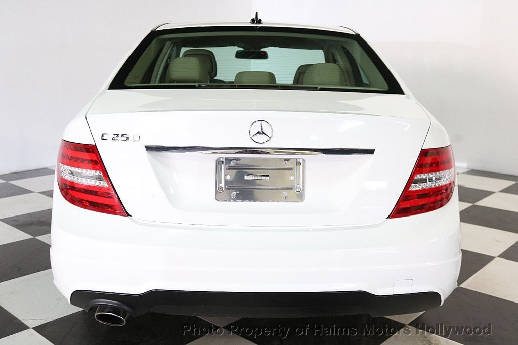 2014 Mercedes-Benz C-Class 4dr Sedan C 250 Sport RWD - 17501575 - 5