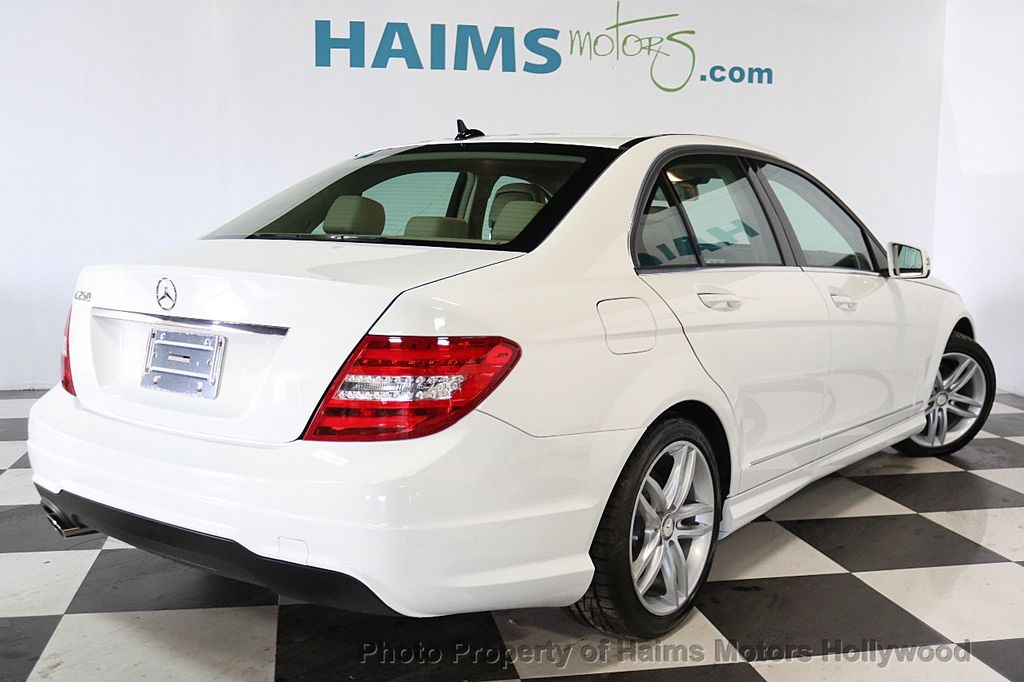 2014 Mercedes-Benz C-Class 4dr Sedan C 250 Sport RWD - 17501575 - 6