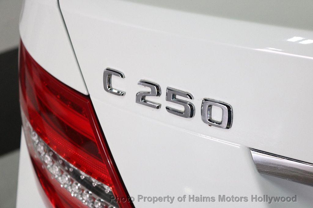 2014 Mercedes-Benz C-Class 4dr Sedan C 250 Sport RWD - 17501575 - 7