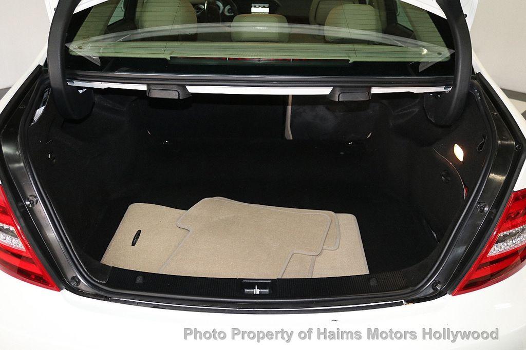 2014 Mercedes-Benz C-Class 4dr Sedan C 250 Sport RWD - 17501575 - 8