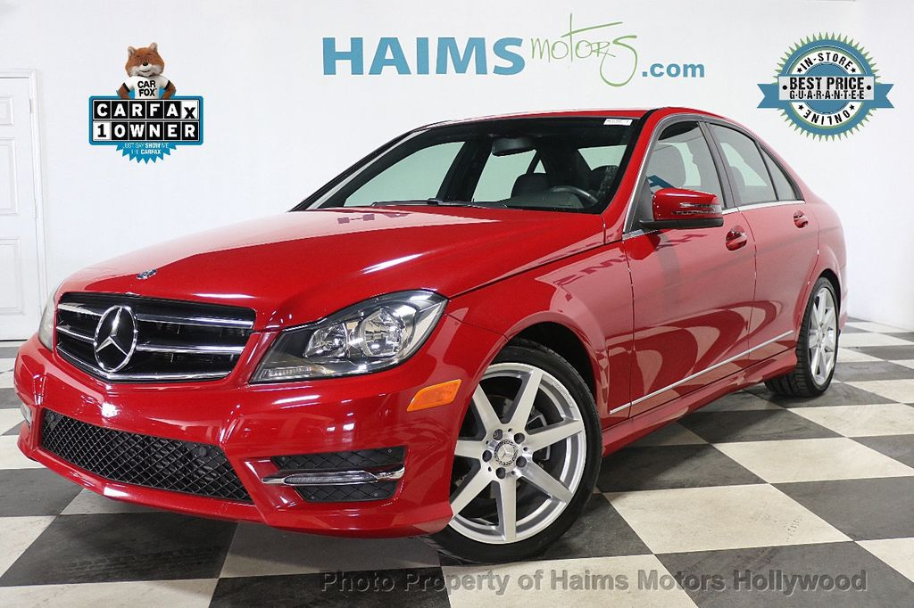 2014 Mercedes-Benz C-Class 4dr Sedan C 250 Sport RWD - 17961610 - 0