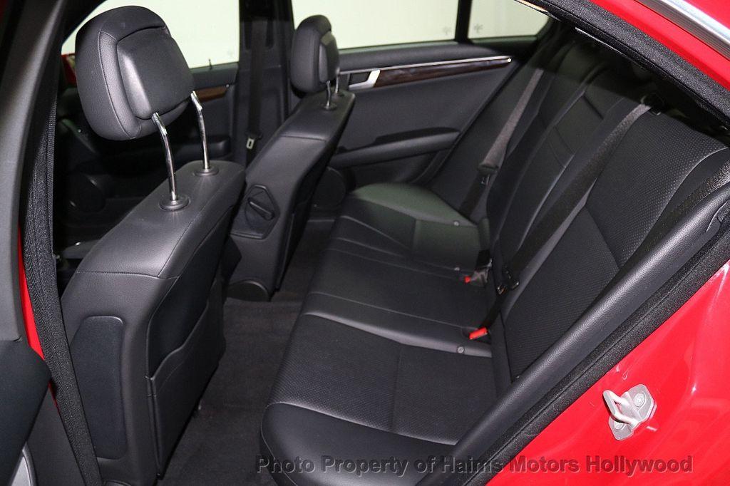 2014 Mercedes-Benz C-Class 4dr Sedan C 250 Sport RWD - 17961610 - 14