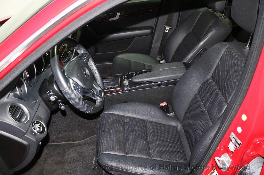2014 Mercedes-Benz C-Class 4dr Sedan C 250 Sport RWD - 17961610 - 15