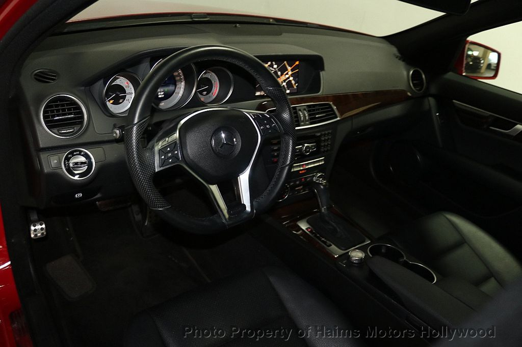 2014 Mercedes-Benz C-Class 4dr Sedan C 250 Sport RWD - 17961610 - 16