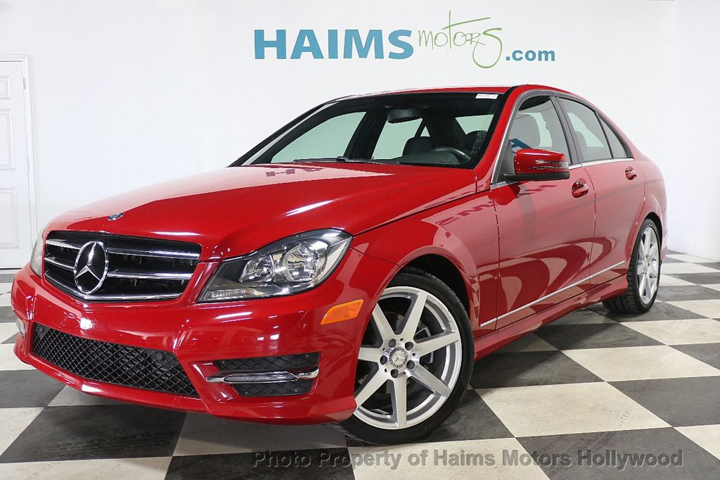 2014 Mercedes-Benz C-Class 4dr Sedan C 250 Sport RWD - 17961610 - 1
