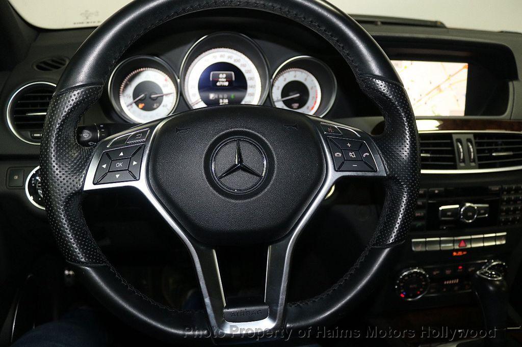2014 Mercedes-Benz C-Class 4dr Sedan C 250 Sport RWD - 17961610 - 26