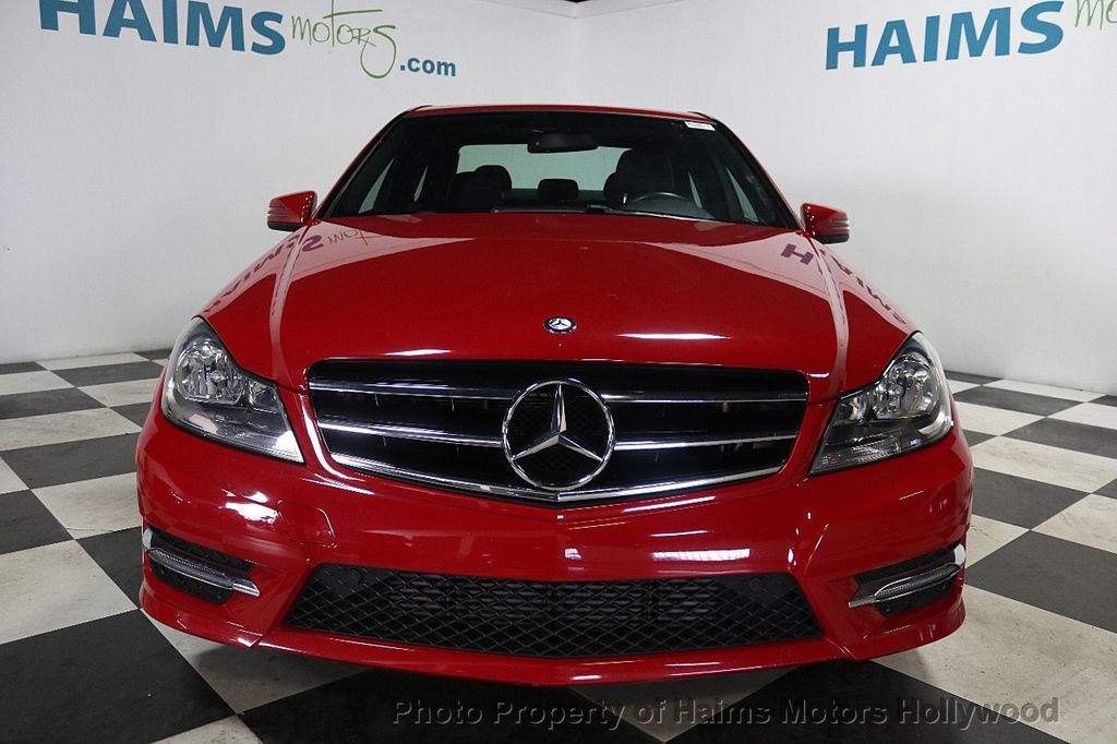 2014 Mercedes-Benz C-Class 4dr Sedan C 250 Sport RWD - 17961610 - 2