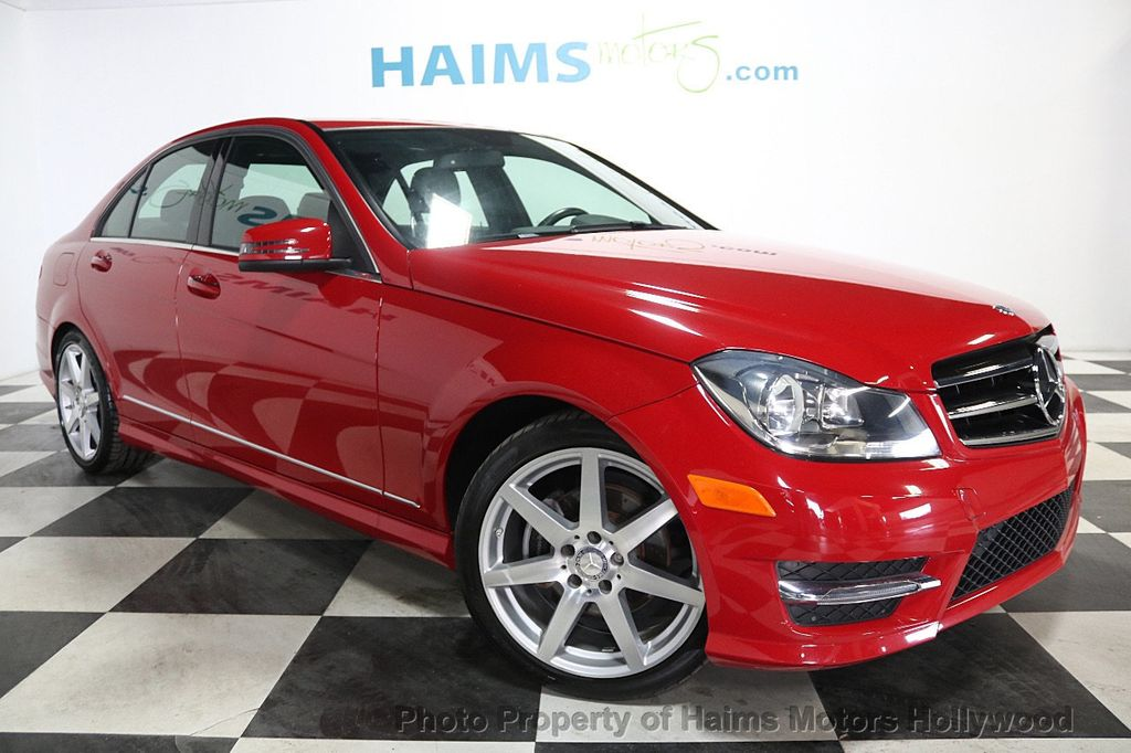2014 Mercedes-Benz C-Class 4dr Sedan C 250 Sport RWD - 17961610 - 3