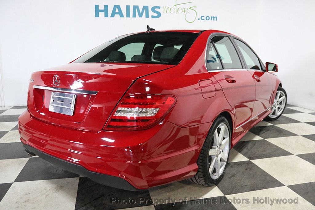 2014 Mercedes-Benz C-Class 4dr Sedan C 250 Sport RWD - 17961610 - 6
