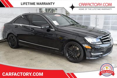 2014 Mercedes Benz C Class 4dr Sedan C 300 Sport 4MATIC   Click To ...